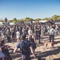 REPORTEUF - Teknival du 1er mai 2017 : 60000 personnes se réunissent autour de la musique techno