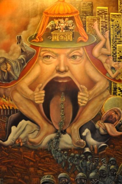"""Devil"" Liba Waring Stambollion 2018"