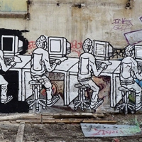 STREET ART - C'est assez bien d'être fou : un documentaire de voyage accessible aux plus jeunes