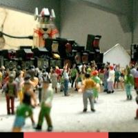 The Little Freaks Society, des créations miniatures à l'image d'un monde festif figé dans le temps